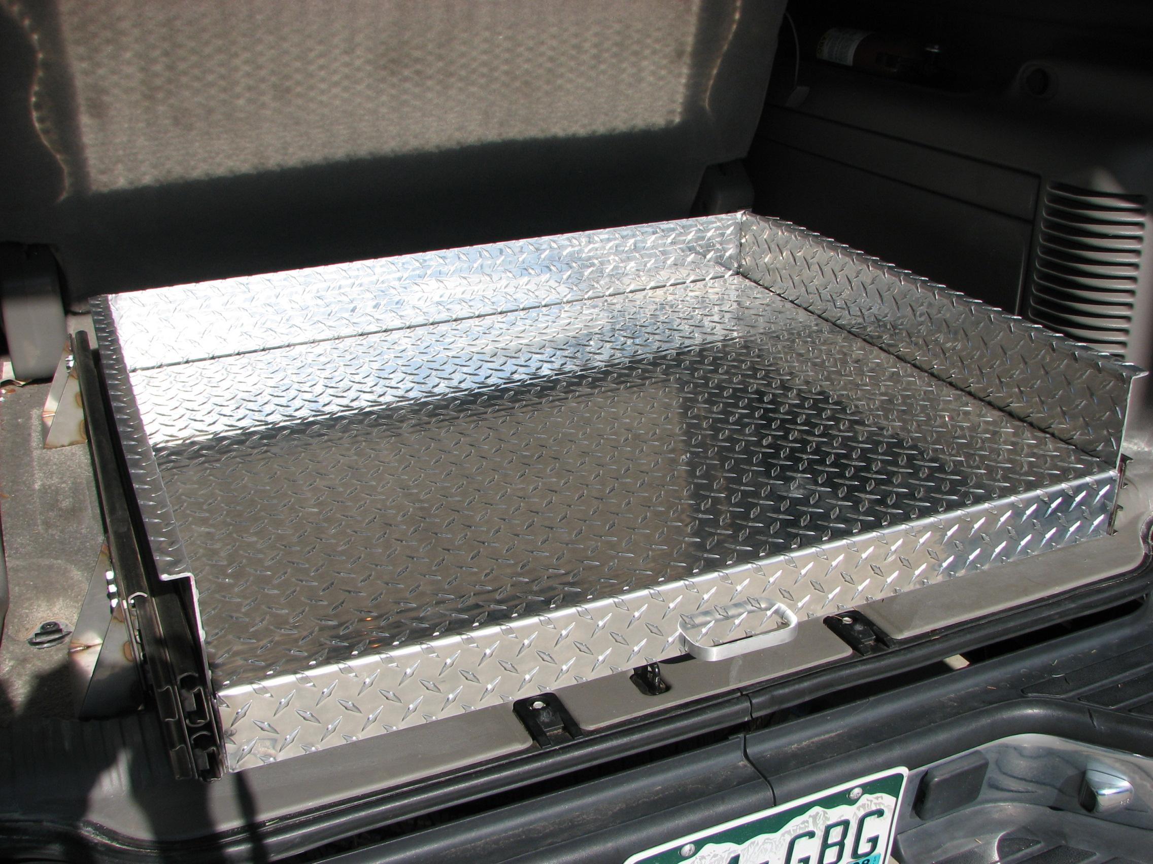 Caja de la camioneta Diapositivas ()